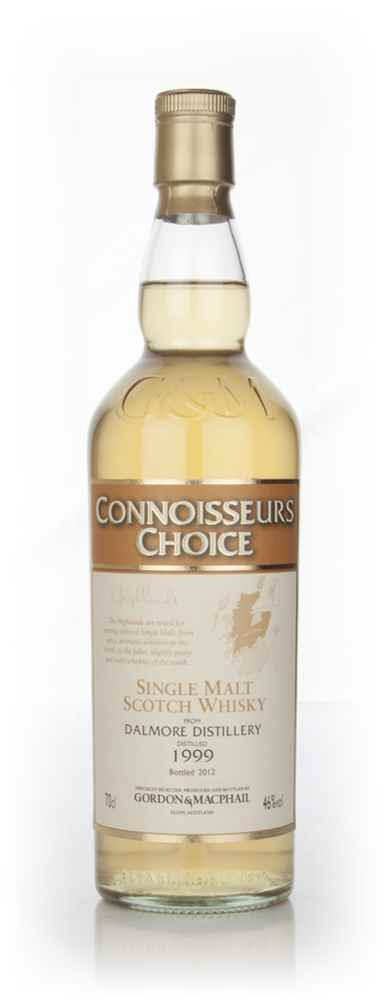 Dalmore 1999 (bottled 2012) - Connoisseurs Choice (Gordon & MacPhail)