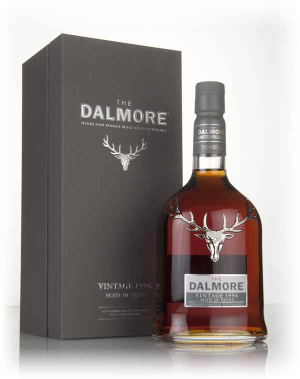 Dalmore 20 Year Old - Vintage 1996