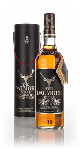 The Dalmore 12 Year Old - 1980s