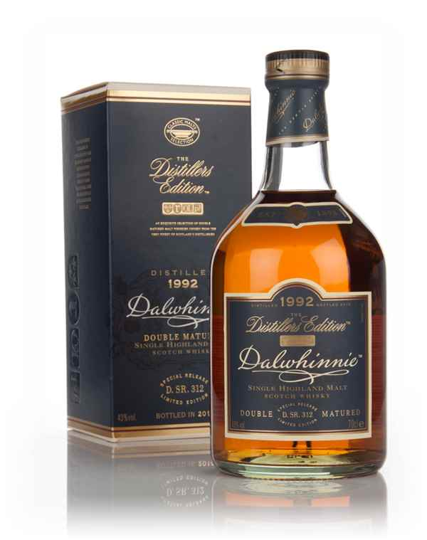 Dalwhinnie 1992 (bottled 2010) Oloroso Cask Finish - Distillers Edition