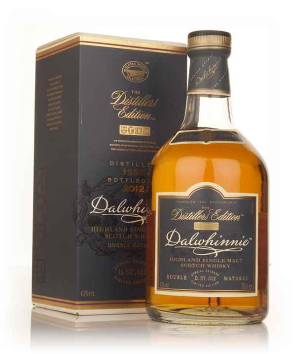 Dalwhinnie 1996 (bottled 2012) Oloroso Cask Finish - Distillers Edition