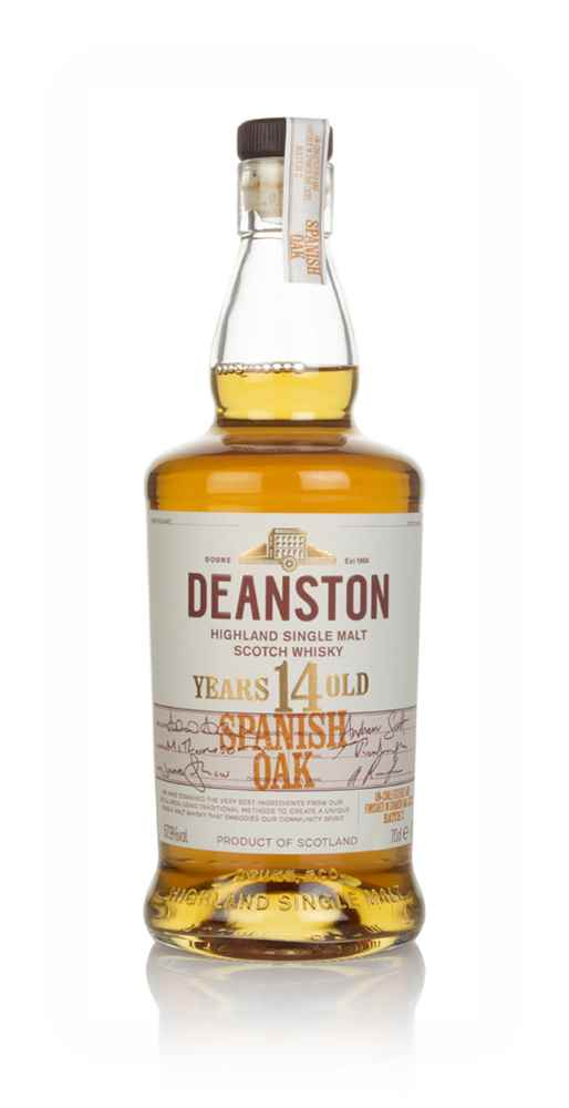 Deanston 14 Year Old Spanish Oak Cask Finish