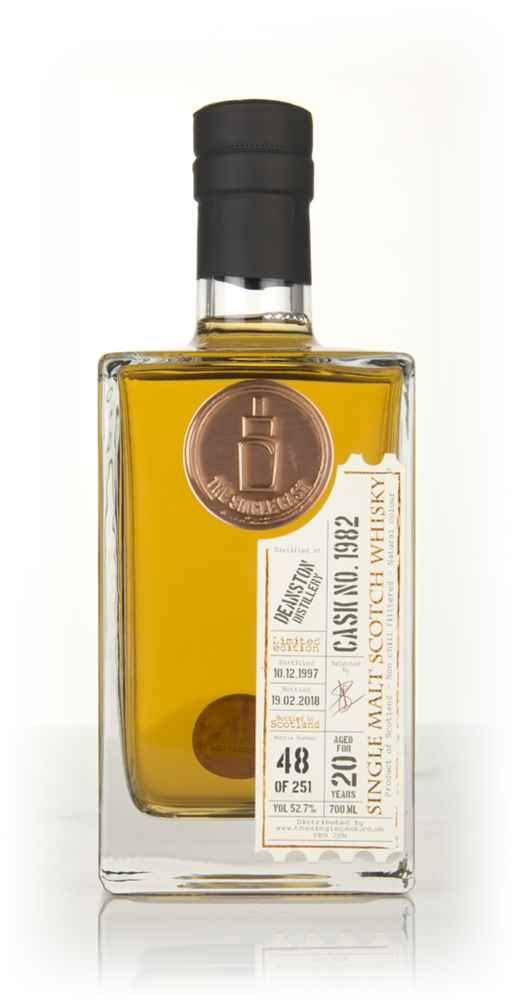Deanston 20 Year Old 1997 (cask 1982) - The Single Cask