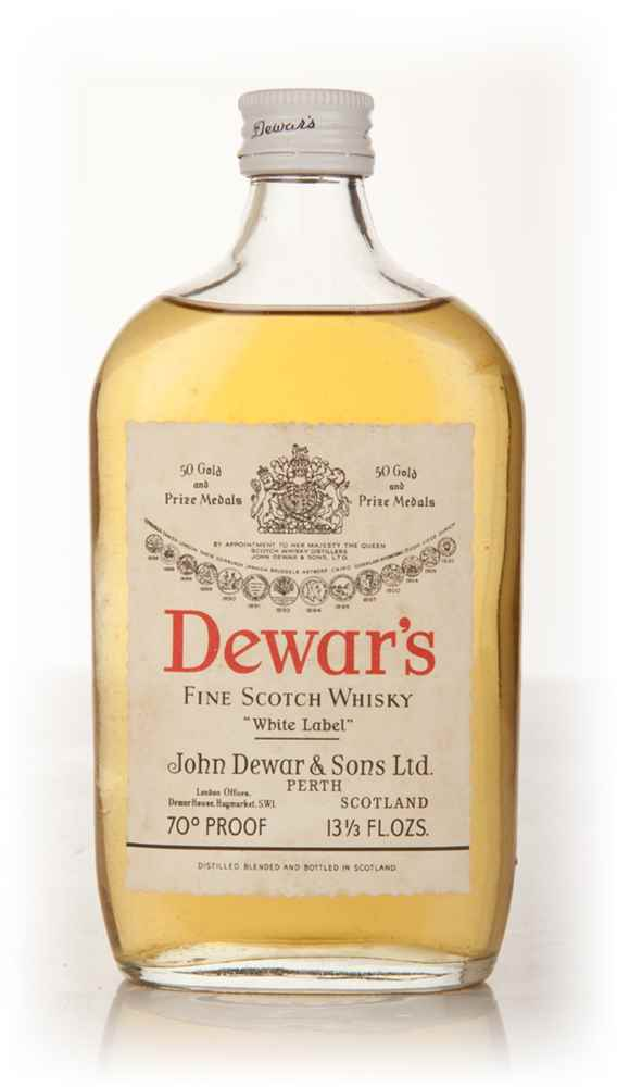 Dewar's White Label 13 1/3oz
