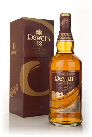 Dewar's 18 Year Old Double Aged