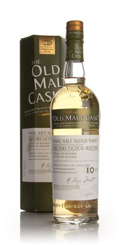 Director's Tactical Selection Talisker 10 Year Old 1999 - Old Malt Cask (Douglas Laing)