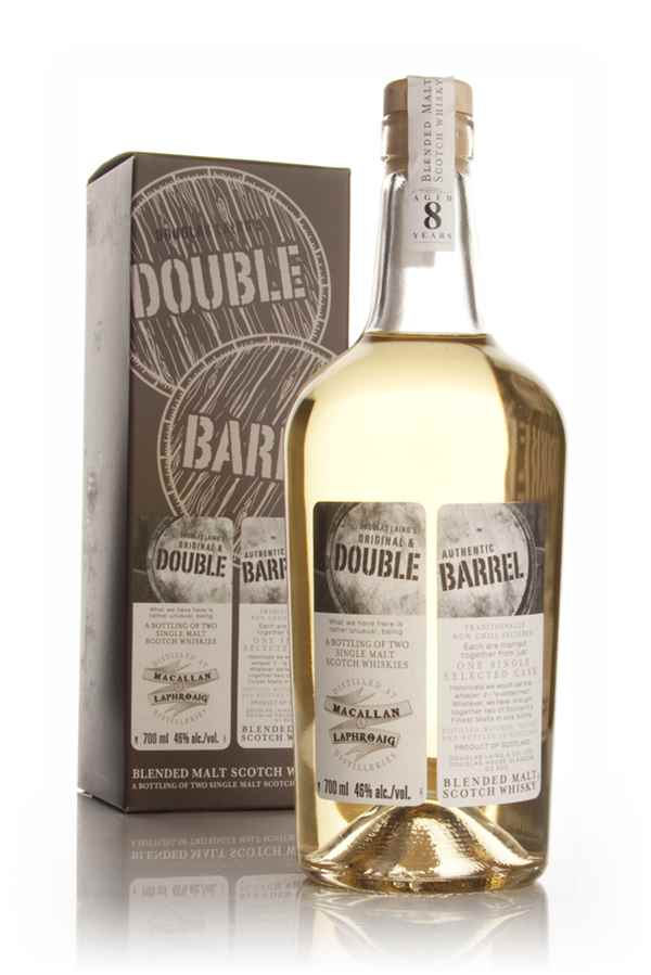 Macallan & Laphroaig - Double Barrel (Douglas Laing)