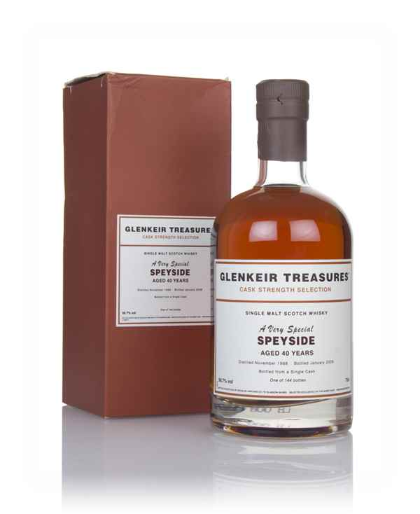 A Very Special Speyside 40 Year Old 1968 - Glenkeir Treasures (Douglas Laing)