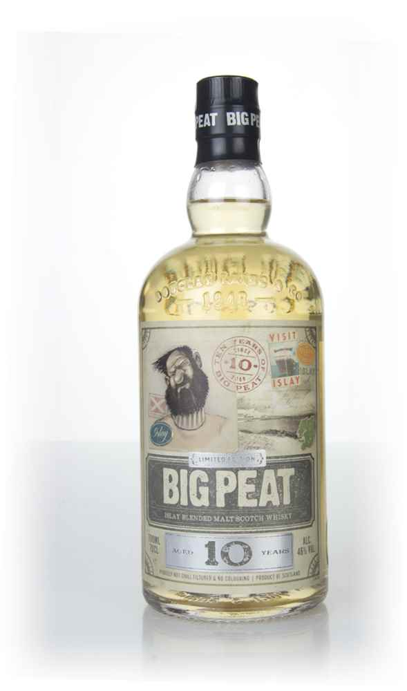 Big Peat 10 Year Old