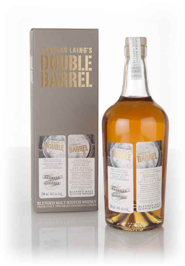Bowmore & Inchgower - Double Barrel (Douglas Laing)