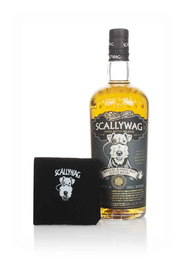 Scallywag Gift Pack with Socks