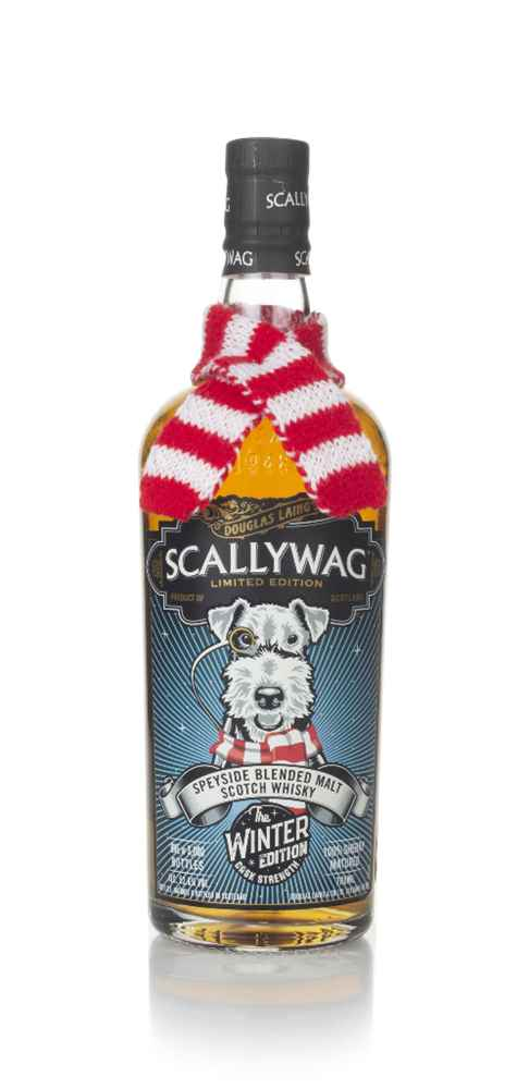 Scallywag The Winter Edition
