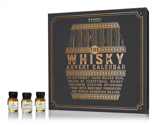 Whisky Advent Calendar (2017 Edition)