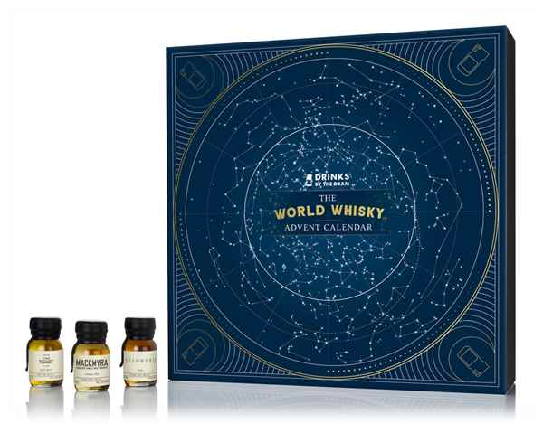 World Whisky Advent Calendar (2018 Edition)