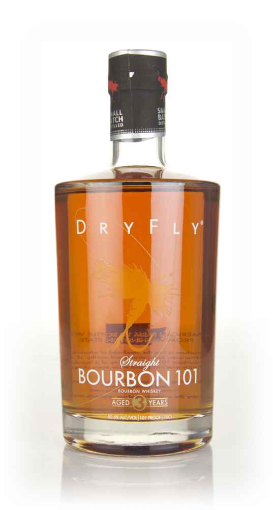 Dry Fly Washington Bourbon 101