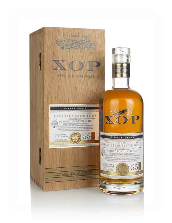 Dumbarton 55 Year Old 1964 (cask 13767) - Xtra Old Particular (Douglas Laing)