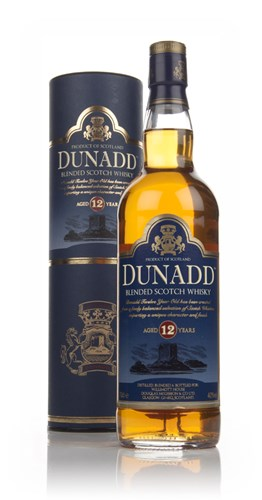 Dunadd 12 Year Old Blended Scotch Whisky