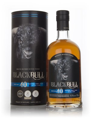 Black Bull 40 Year Old - 4th Release (Duncan Taylor)