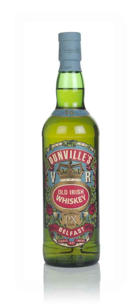 Dunville's Very Rare 10 Year Old Irish Whiskey