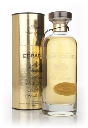 Edradour 2003 (2nd Release) Bourbon Cask Matured Natural Cask Strength - Ibisco Decanter