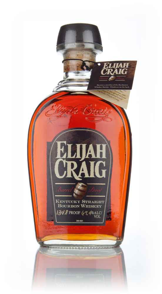 Elijah Craig Barrel Proof (67.4%)