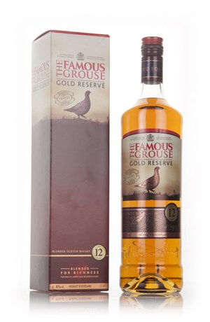 Famous Grouse Gold Reserve 12 Year Old 1l