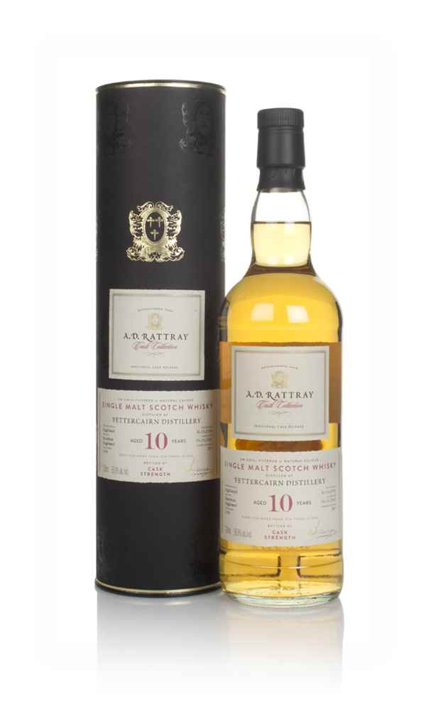 Fettercairn 10 Year Old 2009 (cask 1099) - Cask Collection (A.D. Rattray)