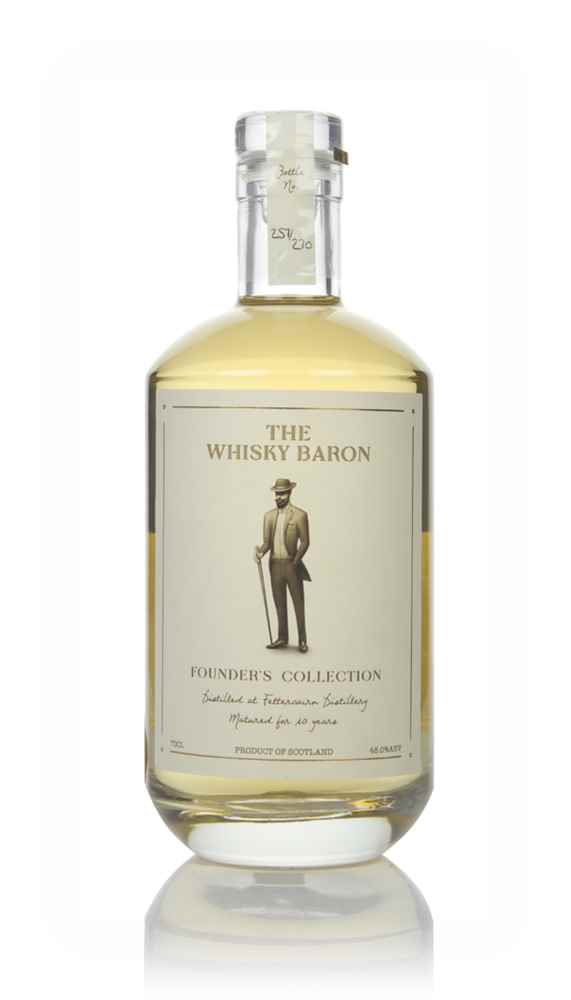 Fettercairn 10 Year Old - Founder's Collection (The Whisky Baron)