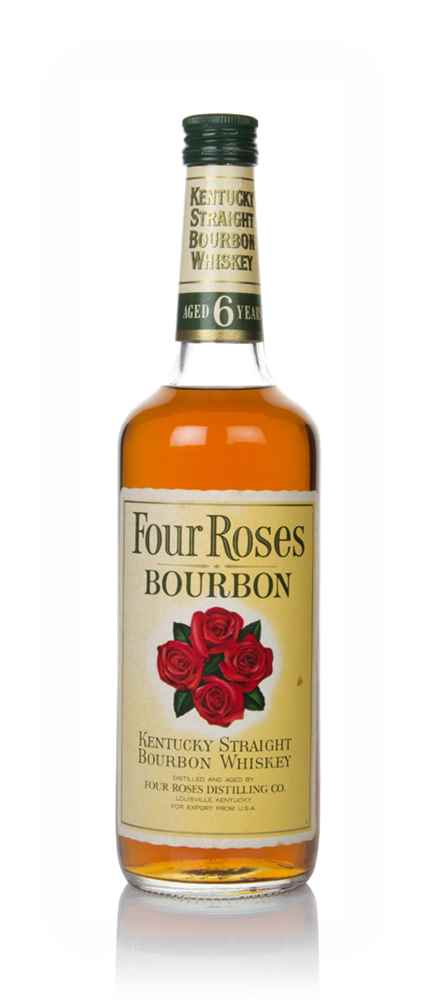Four Roses 6 Year Old (German Bottling) - 1990s