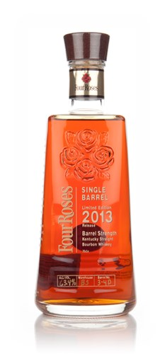 Four Roses Limited Edition Single Barrel - 2013 (63.4%)