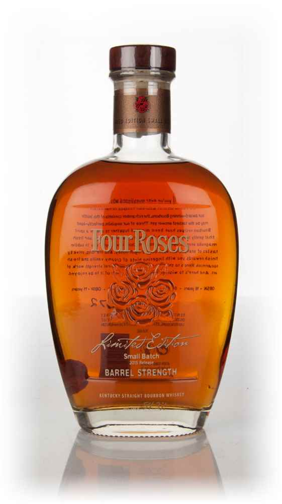 Four Roses Small Batch - Barrel Strength 2015