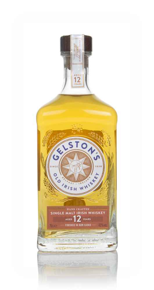 Gelston's 12 Year Old Rum Cask Finish