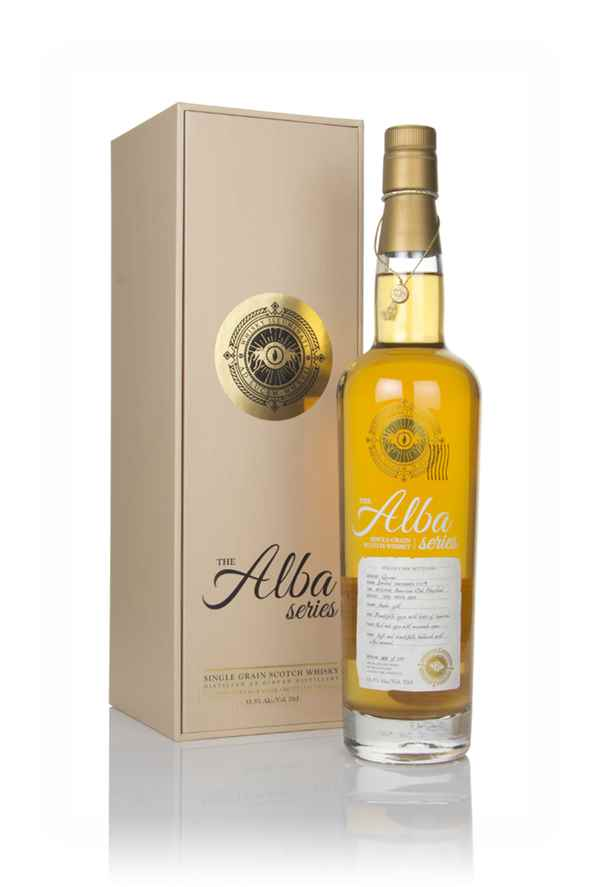 Girvan 1989 (bottled 2019) (cask 167849) - The Alba Series (Whisky Illuminati)