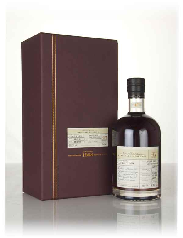 Girvan 47 Year Old 1968 - Rare Cask Reserves (William Grant)