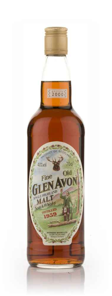 Glen Avon 1959 (Gordon and MacPhail)