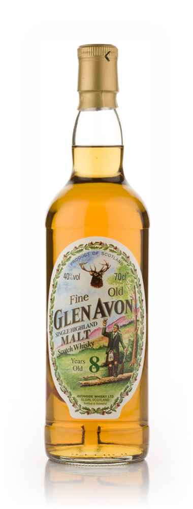 Glen Avon 8 Year Old (Gordon and MacPhail)