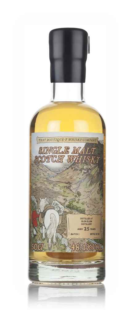 Glen Elgin 25 Year Old (That Boutique-y Whisky Company)
