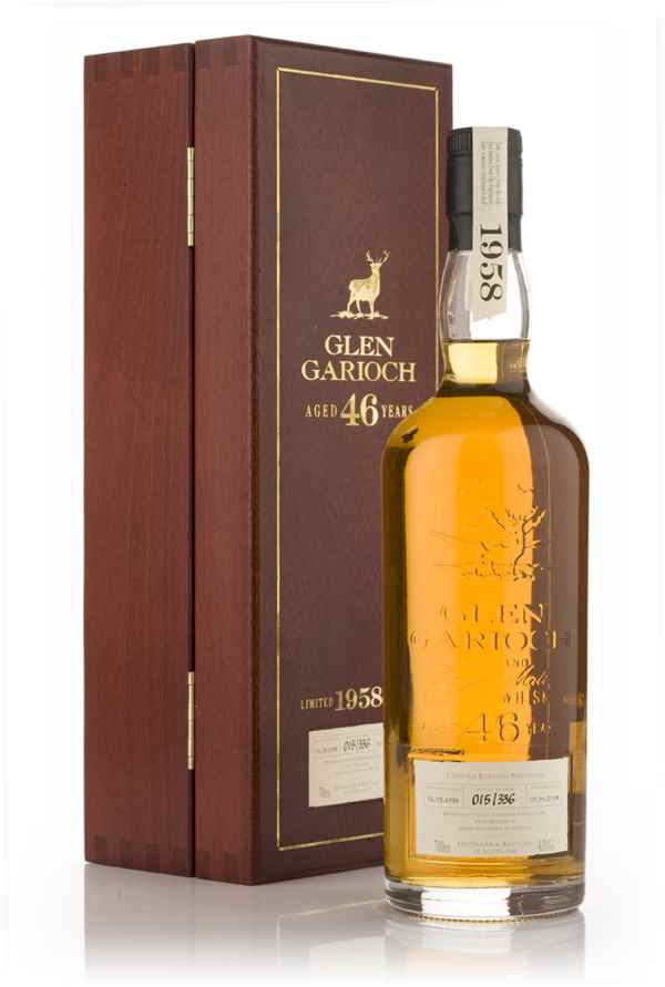 Glen Garioch 46 Year Old 1958