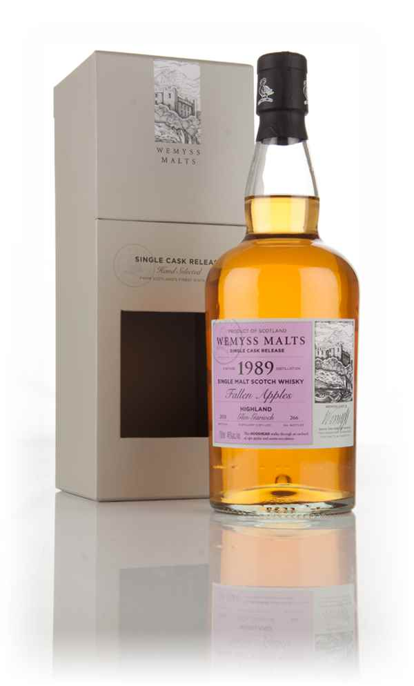 Fallen Apples 1989 (bottled 2015) - Wemyss Malts (Glen Garioch)
