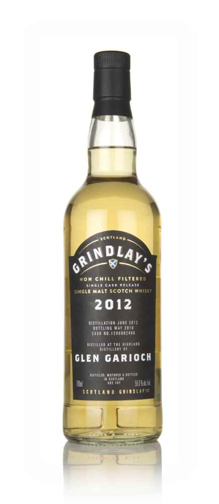 Glen Garioch 5 Year Old 2012 (cask 1200002406) (Scotland Grindlay)