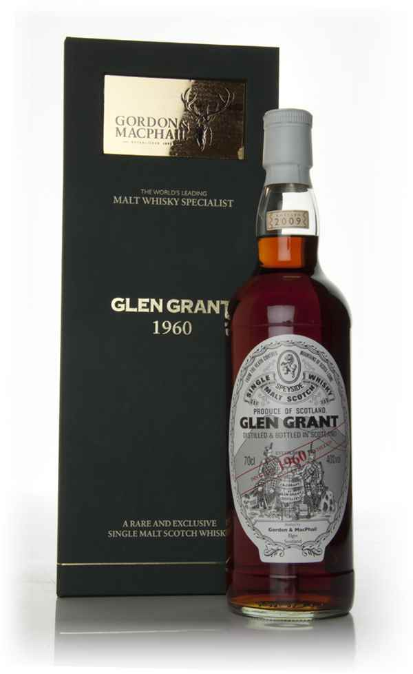 Glen Grant 1960 (Gordon and MacPhail)