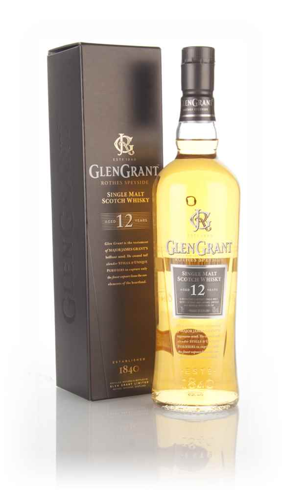 Glen Grant 12 Year Old