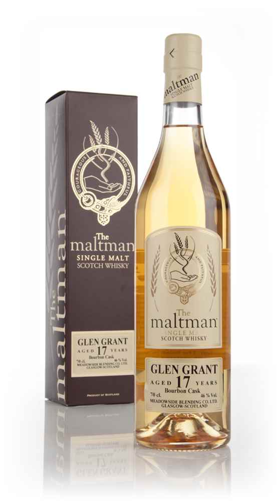 Glen Grant 17 Year Old 1995 (cask 97266) - The Maltman