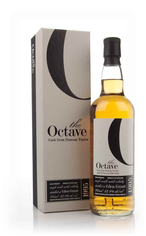 Glen Grant 18 Year Old 1995 (Cask 446769) - The Octave (Duncan Taylor)