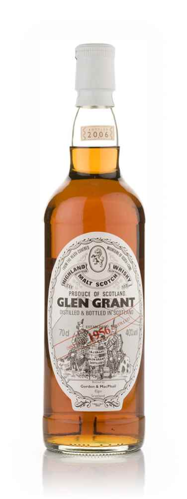 Glen Grant 1956 (bottled 2006) - (Gordon & MacPhail)