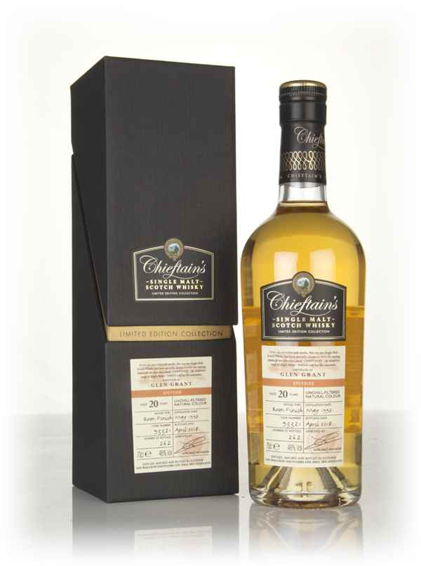 Glen Grant 20 Year Old 1997 (cask 93321) - Chieftain's (Ian Macleod)