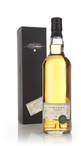 Glen Grant 21 Year Old 1992 (cask 14197) (Adelphi)