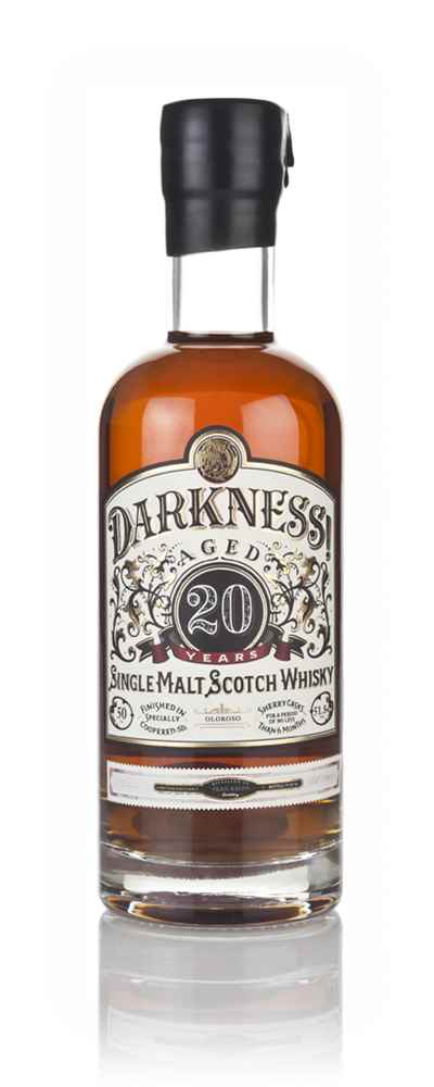 Darkness! Glen Keith 20 Year Old Oloroso Cask Finish