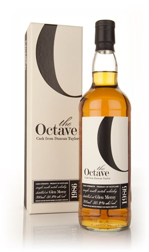 Glen Moray 24 Year Old 1986  - The Octave