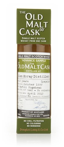 Glen Moray 12 Year Old 1999 - Old Malt Cask (Douglas Laing)